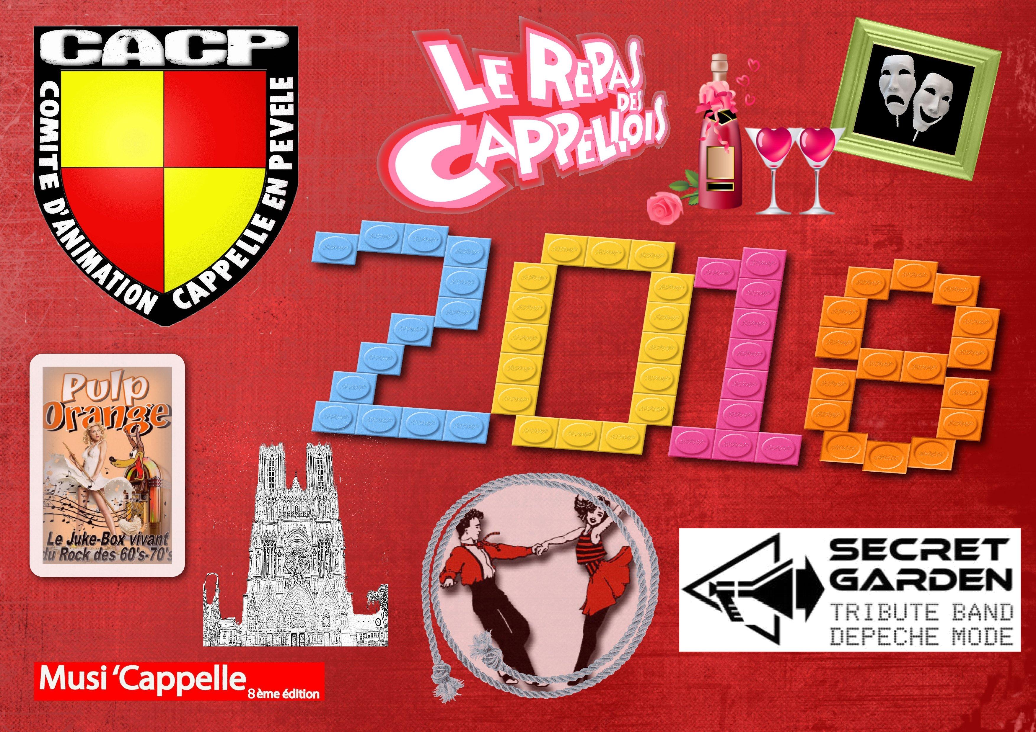 Comité d'Animation Cappelle en Pévèle Logo