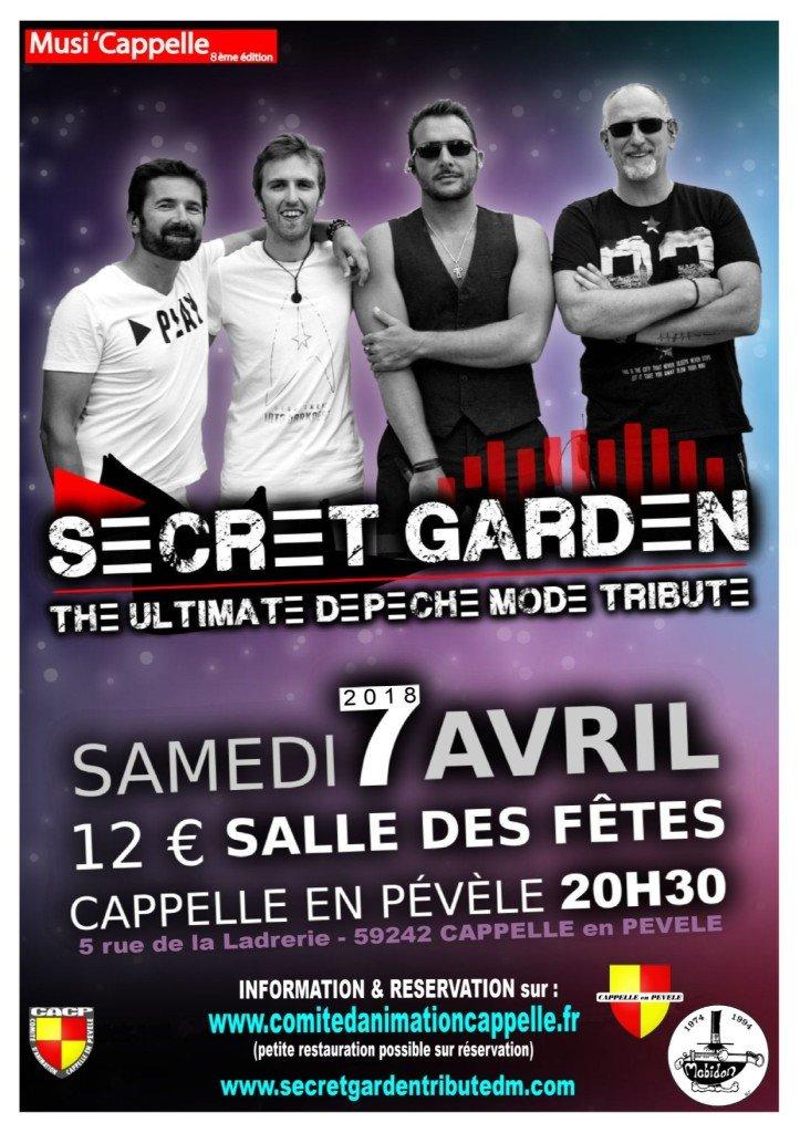 affiche secret garden fin
